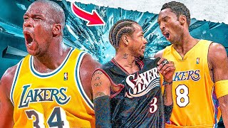 "NBA - ""Old School"" Heated Moments"