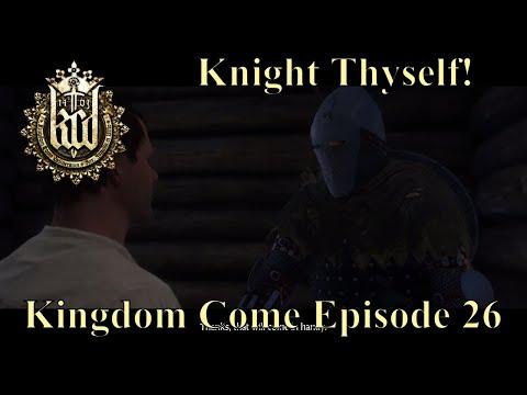 Kingdom Come: Deliverance - Episode 26 - Knight Thyself! - Parental Advisory (Bad Language)