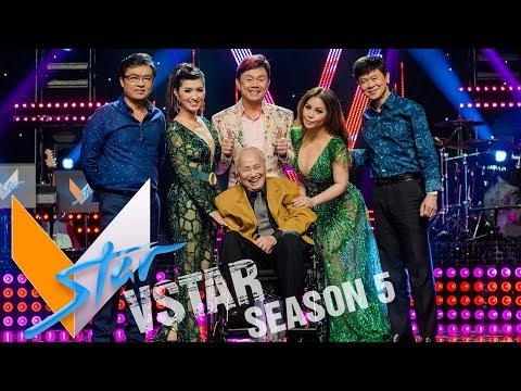 VSTAR Season 5 - ĐÊM CHUNG KẾT Phần 2 Dòng Nhạc Lam Phương