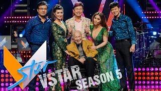 VSTAR Season 5 - ĐÊM CHUNG KẾT (Phần 2) Dòng Nhạc Lam Phương