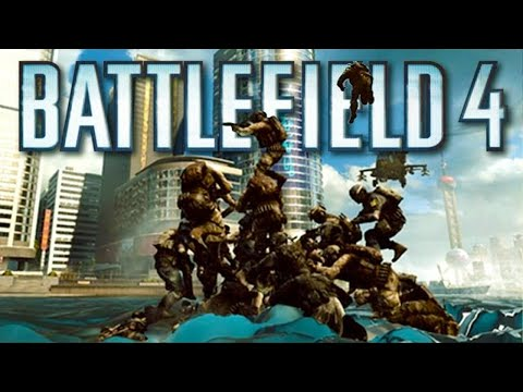 Battlefield 4 Funny Moments - Team Killer?! Elevator Party ...