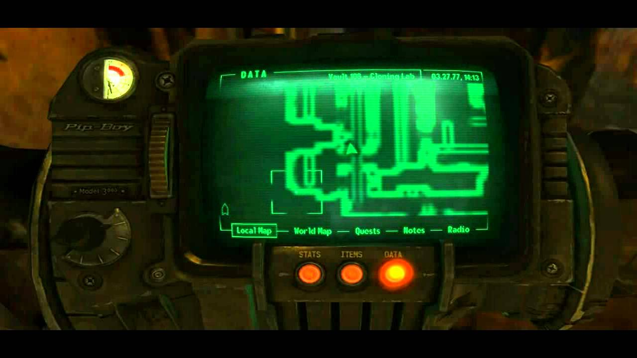 Fallout 3 - Vault 108 - 02 - YouTube