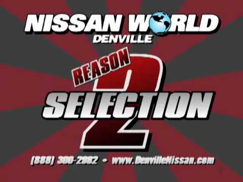 nissan world of denville 3 reasons youtube youtube