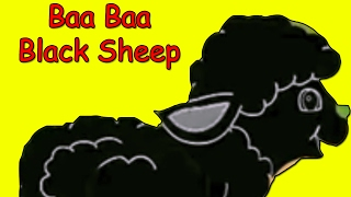 Baa Baa Black Sheep with Lyrics | Patty Shukla | Nursery Rhyme