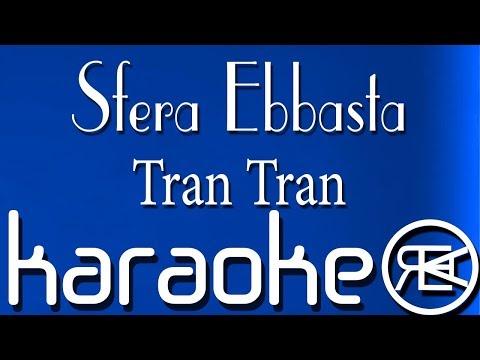 Sfera Ebbasta - Tran Tran (Instrumental Rap Beat, Karaoke Version), (ReProd. by Alernu)