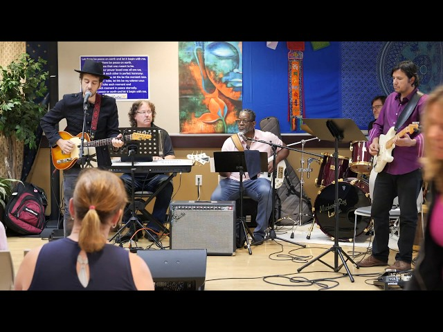 Dusty Road ....  featuring the Soul Center band!!!