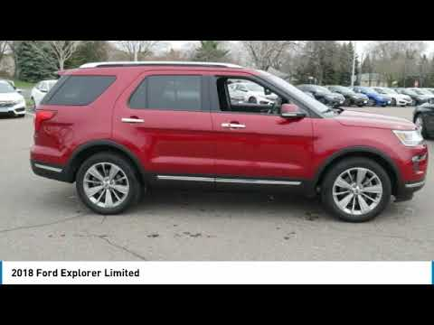 2018 Ford Explorer Brooklyn Center,Maple Grove,Plymouth,Minneapolis P28707