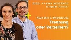 Warum sie fremdging – verzeihbar? | Talk mit dem Ehepaar Schnarr | Bibel TV das Gespräch