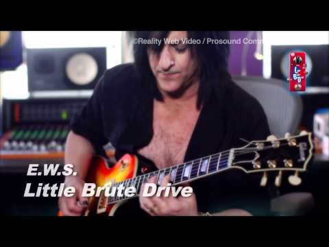 """Interview with Steve Stevens """"Intro & Demo Performance with E.W.S. Little Brute Drive"""""""