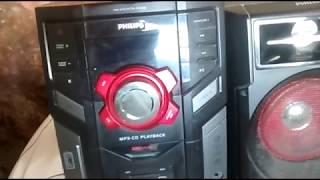 SOM PHILIPS PARO DE OBEDECER aos COMANDOS Não ABRE A GAVETA do CD