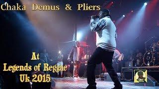 Chaka Demus & Pliers at Legends of Reggae uk