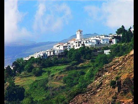 FOOTLOOSE IN THE ALPUJARRAS (Spain) Travel Guide DVD