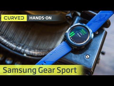 Samsung Gear Sport im Test: das Hands-on | deutsch