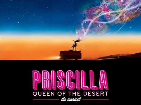 Original Cast Broadway-Priscilla Queen of desert the musical-Colour my world