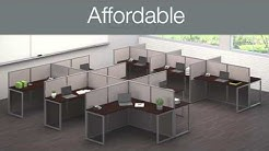 Cubicle Desk BBF Easy Office
