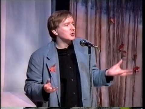 STAND-UP COMEDY - ARCHIVE 1991 - STEVE NALLON - Julie Andrews to Margaret Thatcher to Wicked Witch