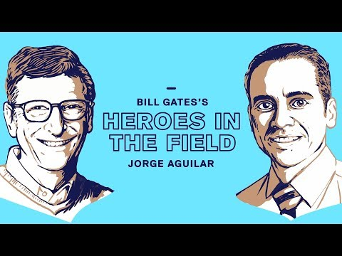 Heroes in the Field: Jorge Aguilar