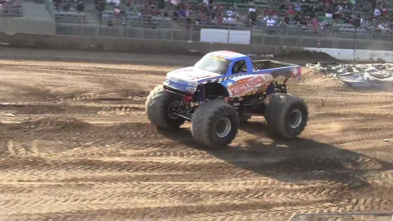 King Krunch Monster Truck Awesome Videos Pictures Links Information And More
