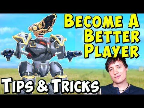 Because Skill Matters - War Robots Tips & Tricks Academy Guide WR