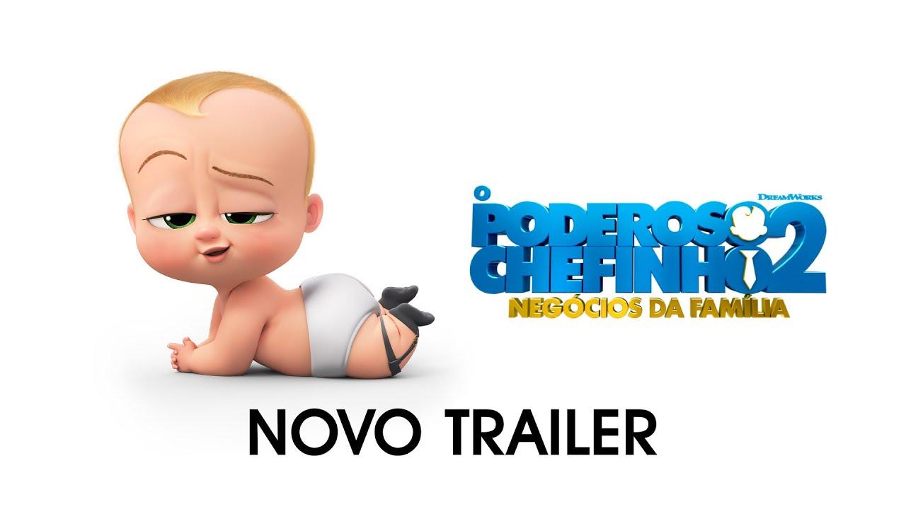 Download O Poderoso Chefinho 2: Negócios da Família - Trailer Oficial (Universal Pictures) HD