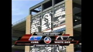 82 - Cubs at White Sox - Sunday, June 29, 2008 - 7:05pm CDT - ESPN