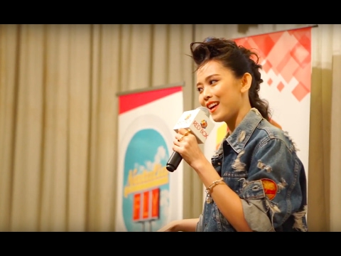 Natalia 黄綵玲《FLY》Single Press Conference At Redbox Plus Pavilion Karaoke