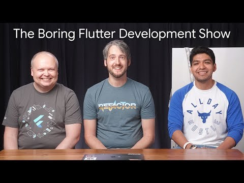 Source Generation and Writing Your Own Package (The Boring Flutter Development Show, Ep. 22)