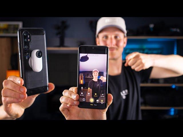Insta360 GO 2 - ton téléphone comme écran de contrôle!