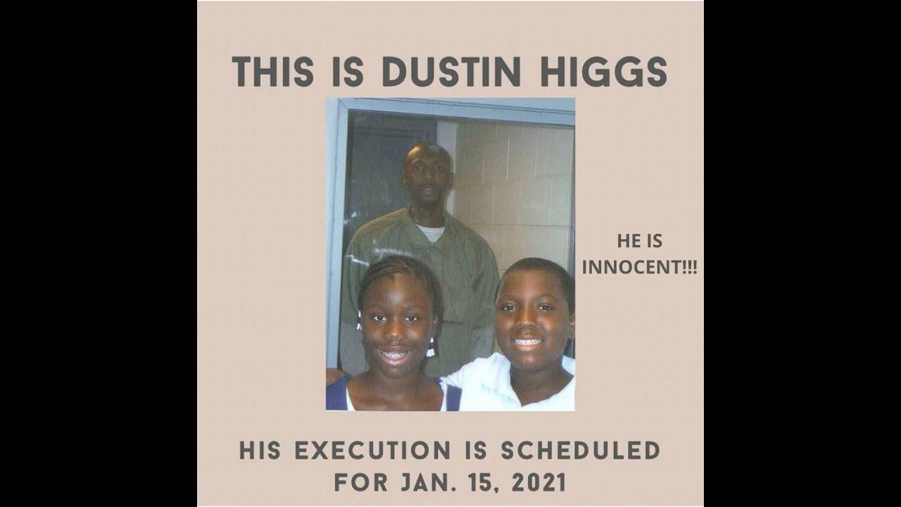 We Are Rodney Reed Week 2 Dustin Higgs Is Innocent Clemency Video Youtube