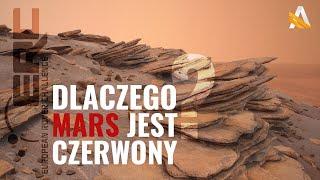 Dlaczego Mars jest czerwony, a Ziemia nie? - ERC Anna Łosiak