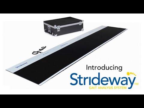 Strideway: Human Gait Analysis Made Modular