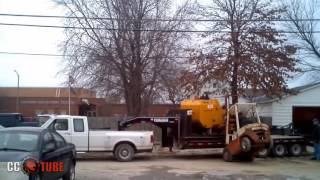 Forklift fails and accidents! Idiot forklift driver on warehouse    Crash and failure on f