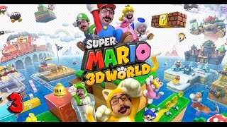 FANTASMAS Y MAPACHES - MARIO 3D WORLD #3