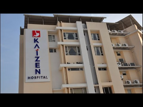 KAIZEN Hospital   First Gasteroenterology hospital in Gujarat   Dr  Sanjiv Haribhakti
