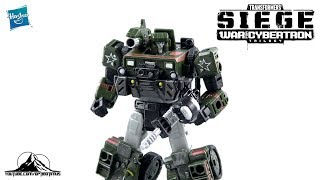Optibotimus Reviews: Transformers: Siege Deluxe Class AUTOBOT HOUND