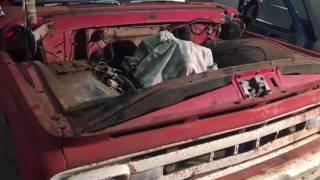Building a shop truck