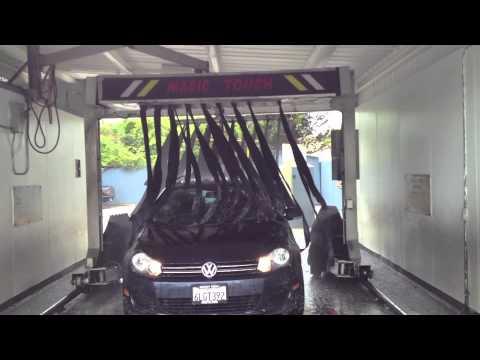 Magic Tunnel Car Wash