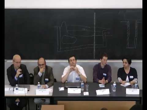 Géologia2011 : Table ronde Géotechnique