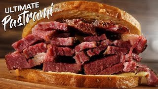 I Try to MASTER Katz's PASTRAMI Sandwich | Sous Vide Everything