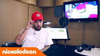 "ST - Раф из шоу ""Эволюция Черепашек-ниндзя"" | Nickelodeon Россия"
