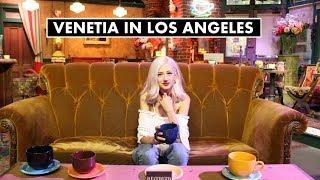 Vlog στο Los Angeles   Venetia Kamara