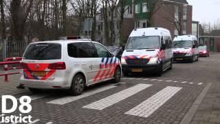 Brandstichtingen in Delftse wijk Tanthof