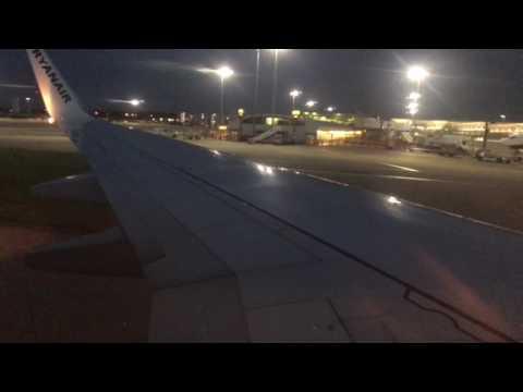 Ryanair | Boeing 737-8AS(WL) | London Stansted to Gothenburg Landvetter | EI-EMJ