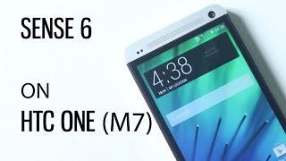 How to Install Sense 6 (Android 4.4) on HTC One M7