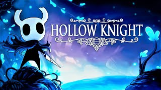 Hollow Knight • Relaxing Music with Ambiance (Rain, Fire, Night, Snow)