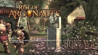 Rise of the Argonauts Bölüm 4