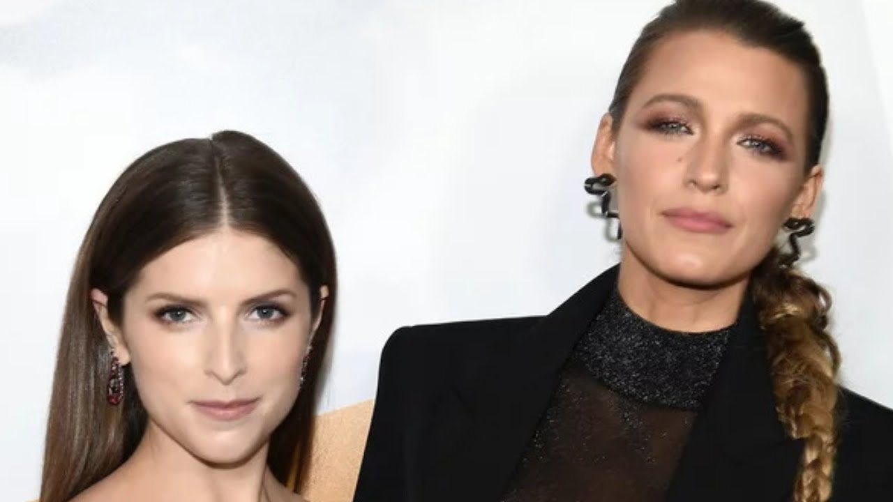 What's Going On Between Anna Kendrick And Blake Lively?