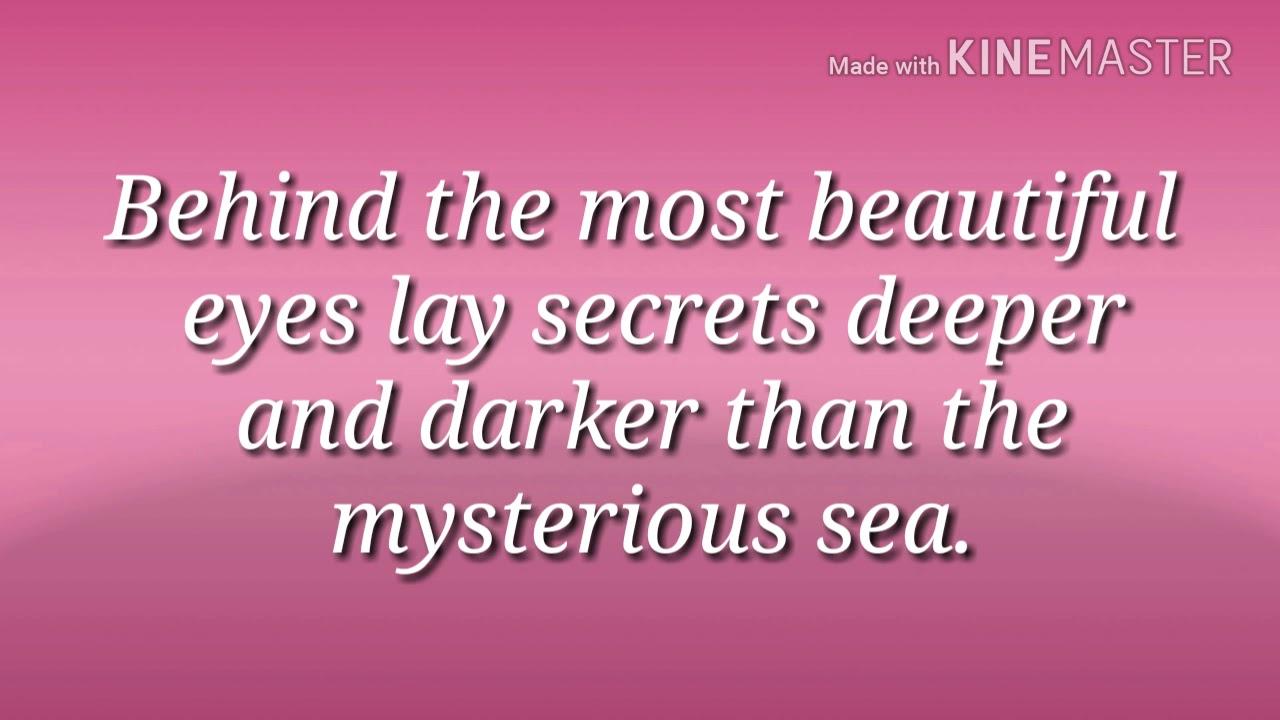 Inspiring Beautiful Eyes Quotes Youtube