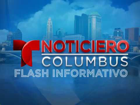 Telemundo Columbus Flash Informativo - 171120