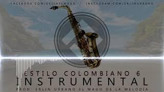 Beat de Reggaeton Estilo Colombiano 6 - 2018 (Prod. Erlin Urbano) Free download!